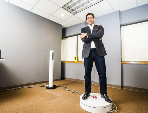 3D Scanner Installed at Harley Street Clinic