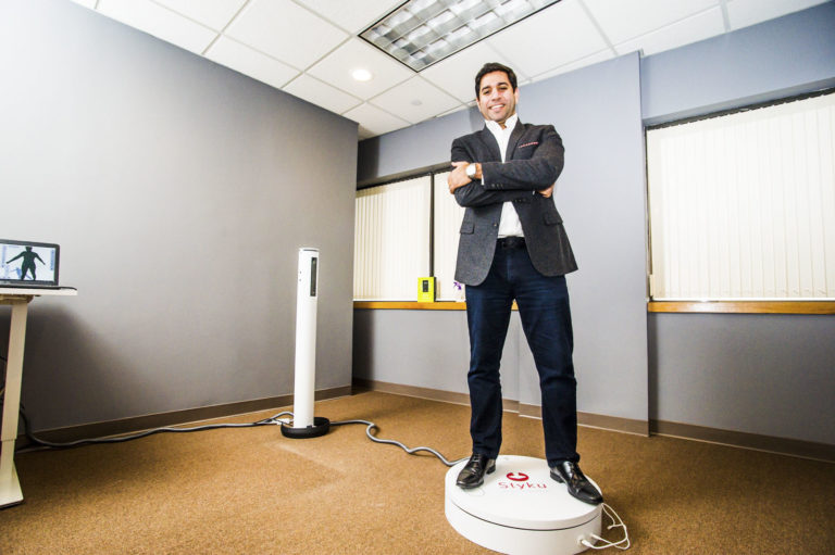 3D Body Scanner Installed at Harley Street Clinic